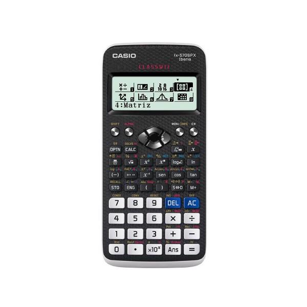 Casio fx-570sp x ii calculadora científica 552 funciones