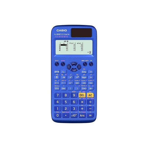 Casio fx-85spxii azul calculadora científica con 293 funciones