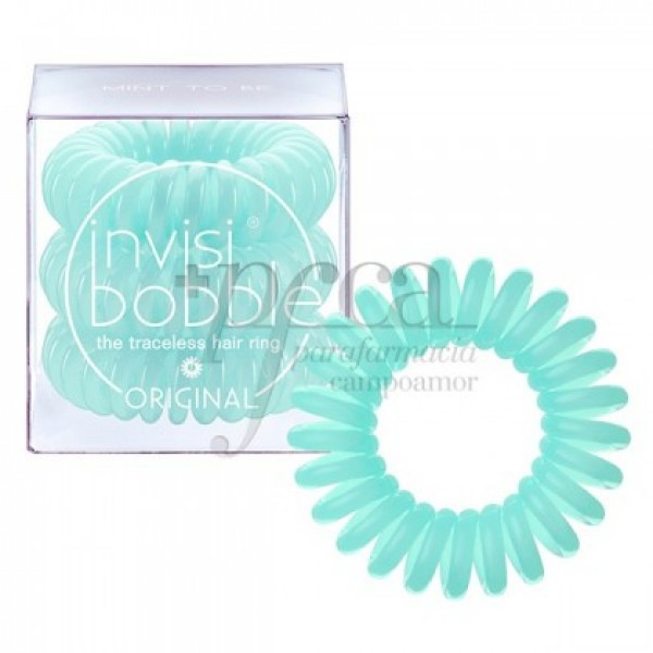 INVISIBOBBLE ORIGINAL MINT TO BE 3 ANILLOS