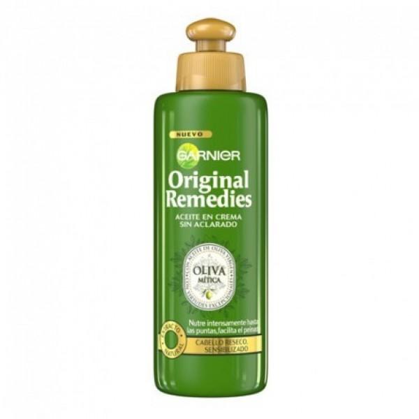 Garnier Original Remedies  Aceite en crema Oliva Mítica 200ml
