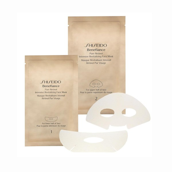 Shiseido benefiance pure retinol intensive face mask 4u.