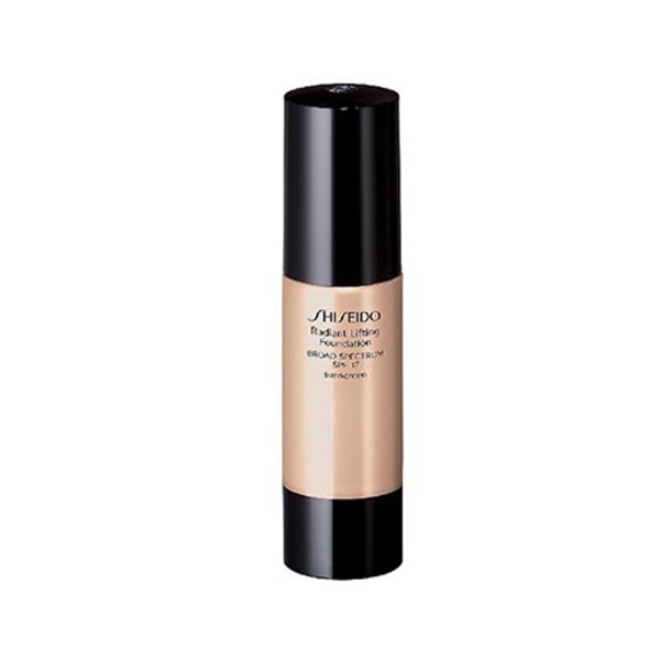 Shiseido maquillaje lifting foundation radiant b60