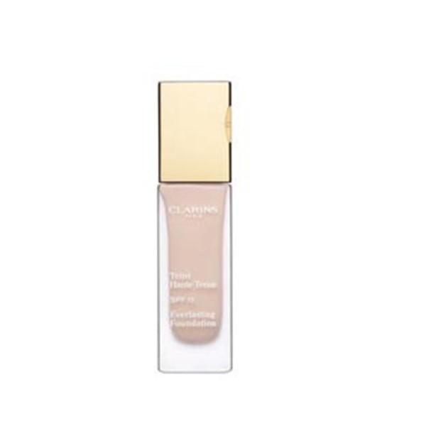 Clarins teint haute tenue spf15 maquillaje beige