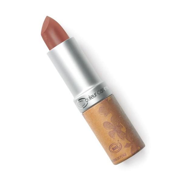 Couleur caramel rouge a levres glossy nº211 brun chocolat