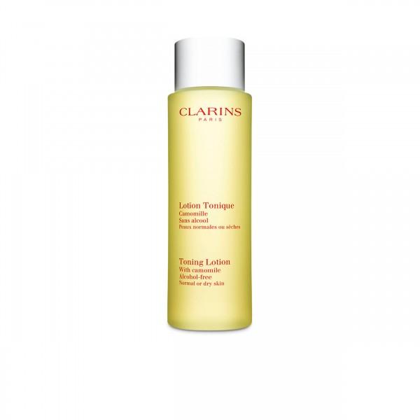 Clarins lotion tonique camomille sans alcohol pieles normales 200ml