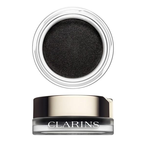 Clarins ombre matte creme poudre sombra de ojos 07 carbon