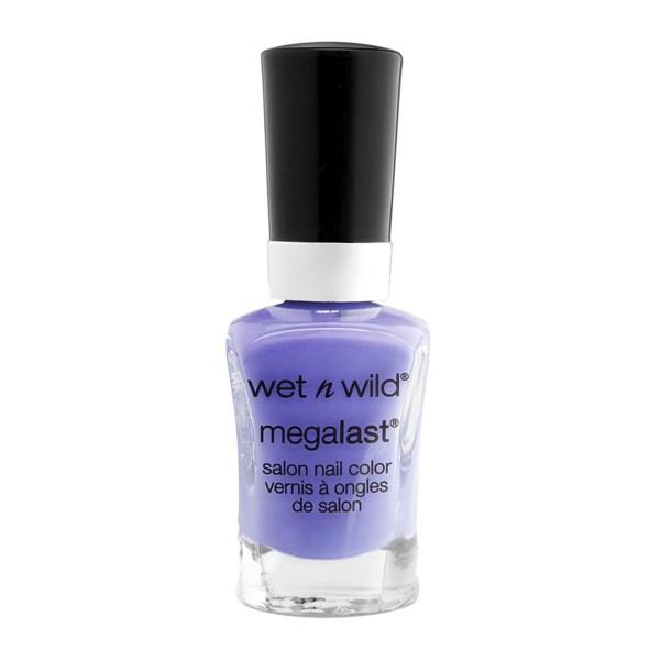 Wet'n wild megalast vernis a ongles de salon on a trip
