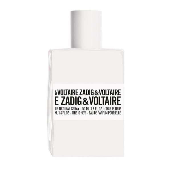 Zadig & voltaire this is her eau de parfum 50ml vaporizador