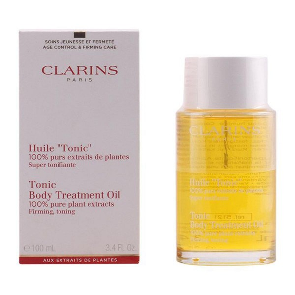 Clarins tonic tratamiento aceite corporal aceite corporal 100ml