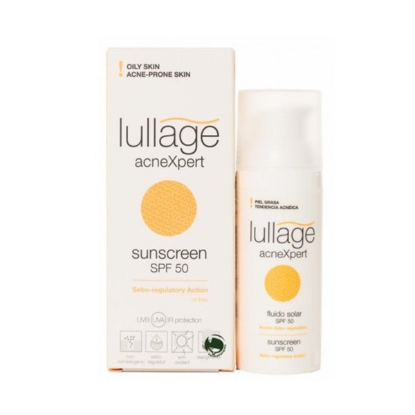 Lullage acnexpert fluido solar spf50 50ml