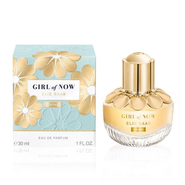 Elie saab girl of now shine eau de parfum 30ml vaporizador