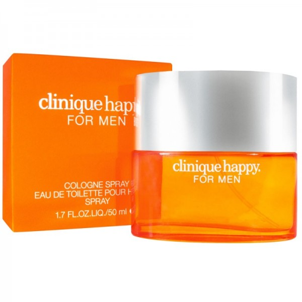 Clinique happy eau de toilette men 50ml vaporizador