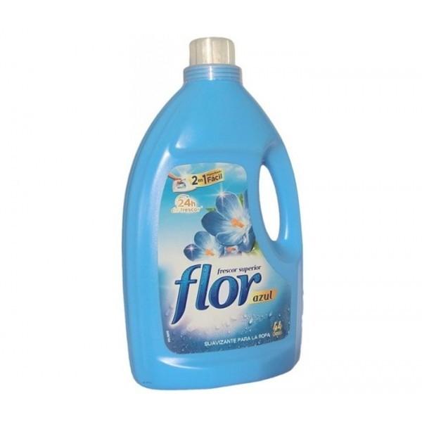 Flor Suavizante Azul 44 lavados