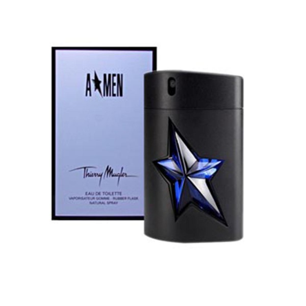 Thierry mugler amen eau de toilette rellenable rubber 50ml vaporizador