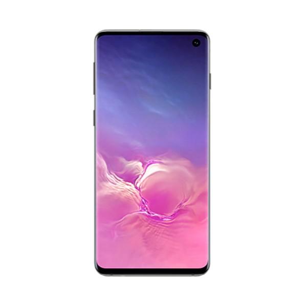 Samsung galaxy s10 negro móvil dual sim 4g 6.1'' dynamic amoled qhd+/8core/128gb/6gb ram/16+12+12mp/10mp