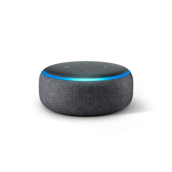 Amazon echo dot antracita (3a generación) altavoz inteligente con alexa
