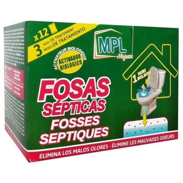 MPL FOSAS SEPTICAS  12 sobres