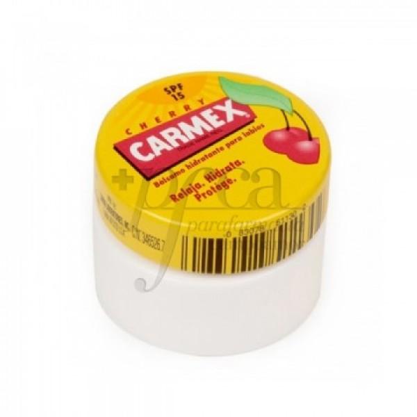 CARMEX BALSAMO LABIAL CEREZA TARRO 7,5G