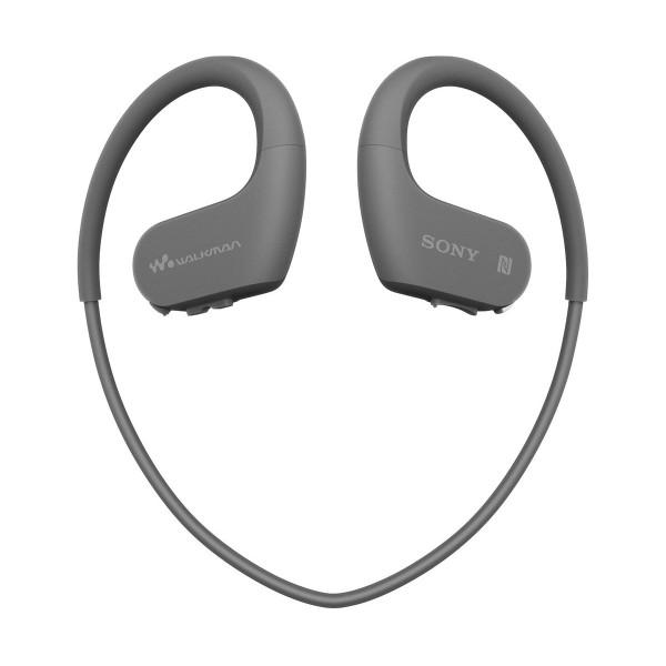 Sony nwws623 negro auriculares bluetooth resistentes al polvo y al agua salada