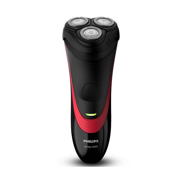 Philips s1310/04 afeitadora eléctrica en seco close cut cabezales flex 4 direcciones