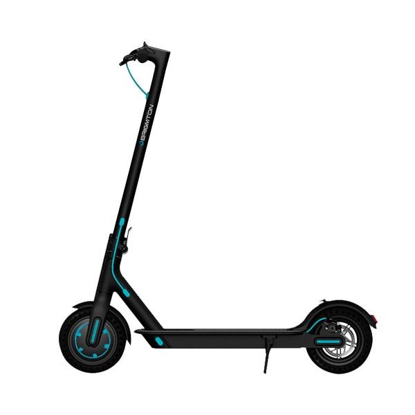 Brigmton bmi-366 negro patinete eléctrico motor 250w velocidad 20km/h autonomía 20km