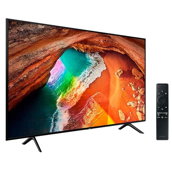 Samsung qe65q60ratxxh televisor 65'' qled 4k 2019 smart tv wifi bluetooth ambient mode