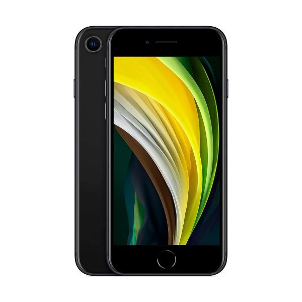 Apple iphone se 2020 64gb negro móvil 4g 4.7''/a13/64gb/3gb ram/12mp (e)