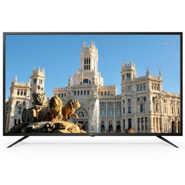 Td systems k50dlj10us televisor 50'' lcd direct led smart tv 4k uhd hdmi usb ci+ dolby digital plus hdr10