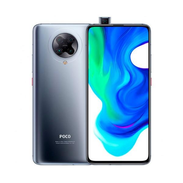 Xiaomi poco f2 pro gris móvil 5g dual sim 6.67'' amoled fhd+ octacore 256gb 8gb ram 64mp selfie popup 20mp
