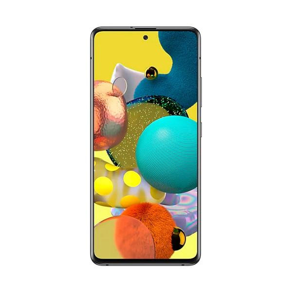 Samsung galaxy a51 negro móvil 5g dual sim 6.5'' super amoled fullhd+ octacore 128gb 6gb ram quadcam 48mp selfies 32mp