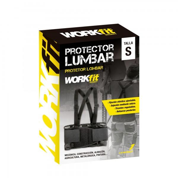 Protector lumbar talla s workfit