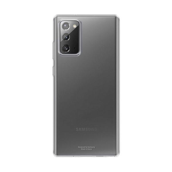Samsung ef-qn980ttegeu clear cover transparente galaxy note 20 carcasa trasera