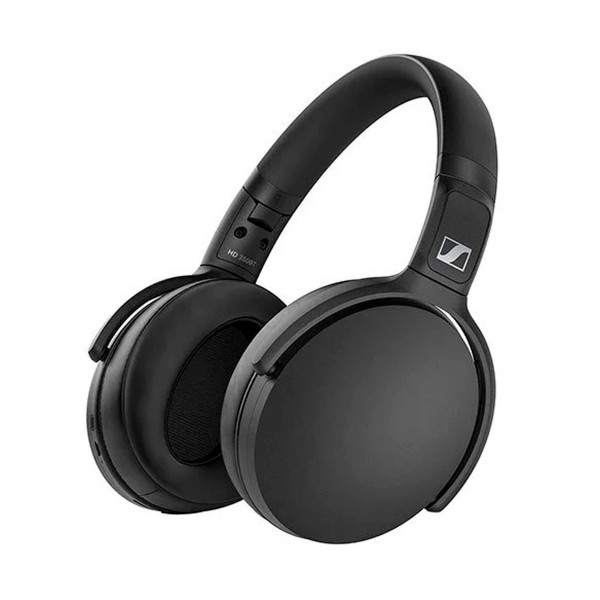 Sennheiser hd 350bt negro auriculares over-ear bluetooth con carga rápida
