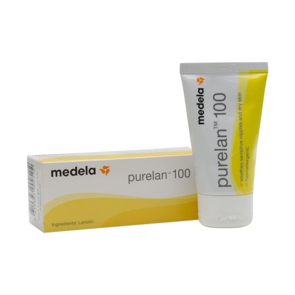 MEDELA PURELAN 100 CUIDADO DEL PEZON CREMA 37 G