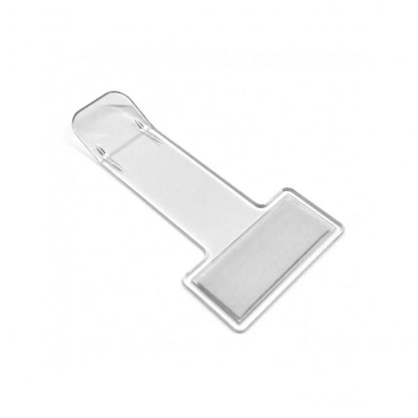 Pinza Transparente para parabrisas de coche