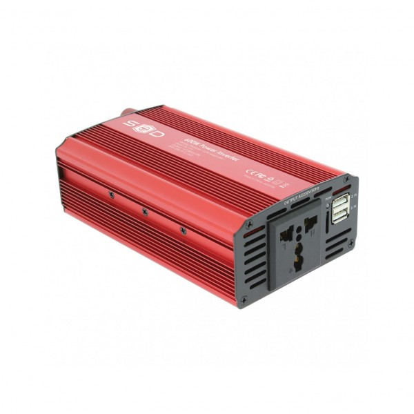 Power Inverter 600W  - ES - PIN600W