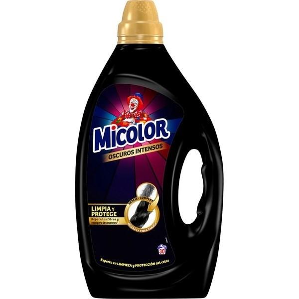 Micolor Detergente gel negro 30 lavados